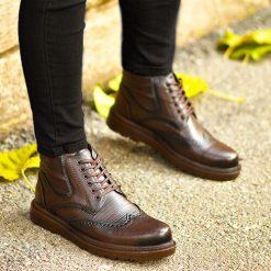 کفش ساقدار مردانه مدل Zamyad
